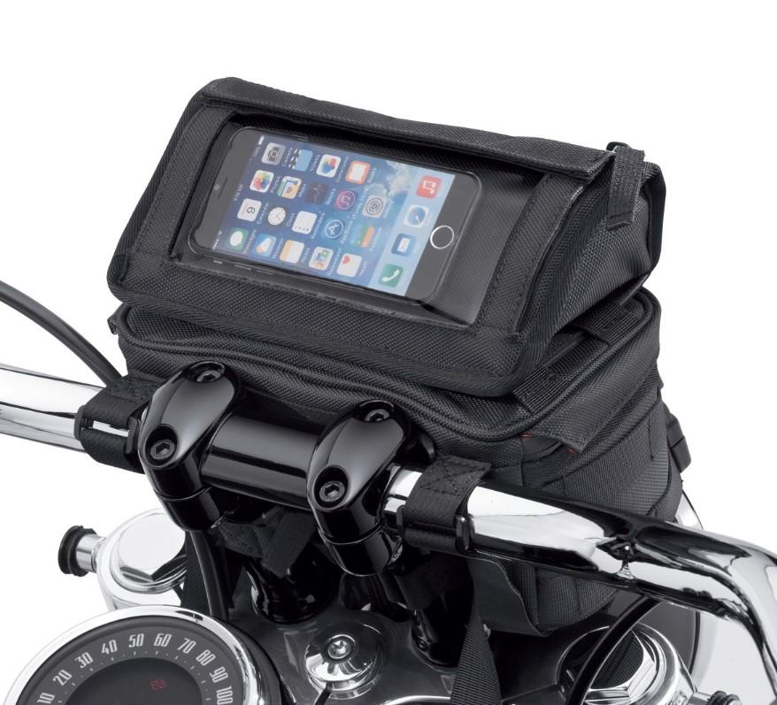 Harley-Davidson® Overwatch Large Handlebar Bag