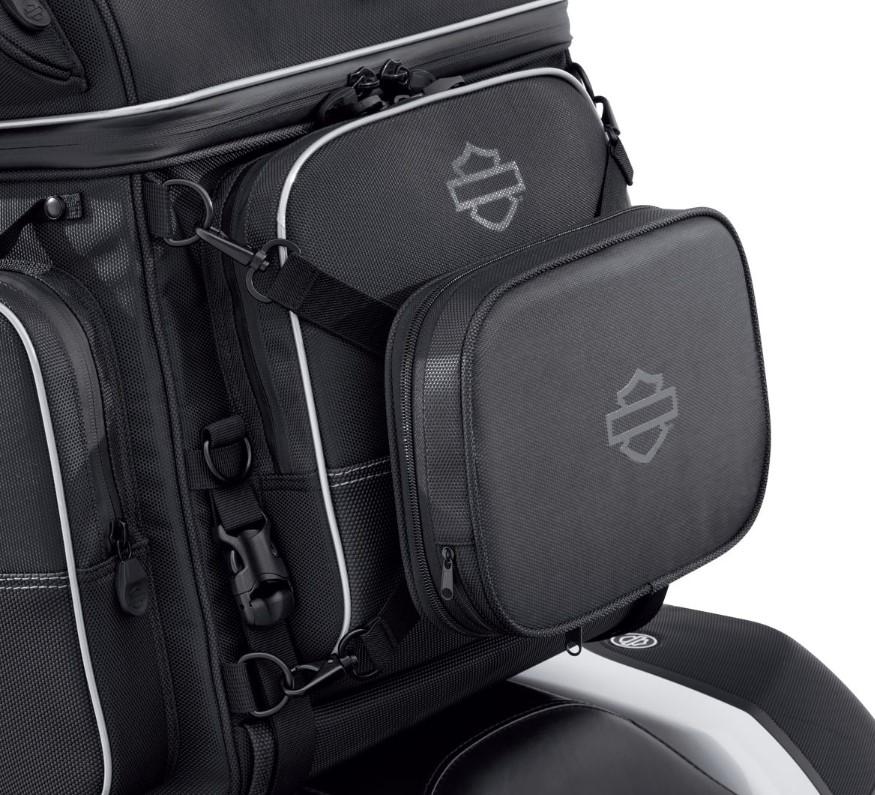 Harley-Davidson® Onyx™ Premium Luggage Rider Backrest Pad