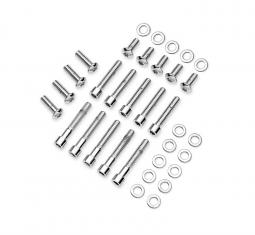 Harley-Davidson® Chrome Hardware Kit Primary