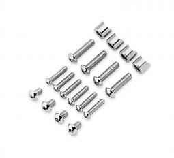 Harley-Davidson® Luggage Rack Hardware Kit | VRSC | Chrome