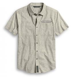 Harley-Davidson® Men's Retro Shirt | Short Sleeves | Slim Fit