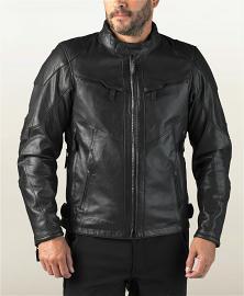 Harley-Davidson® Men's FXRG® Waterproof Leather Jacket | Triple Vent System™ | CoolCore® Technology