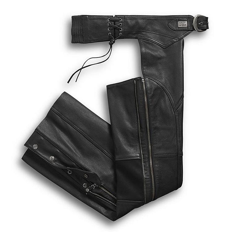 Harley-Davidson® Women's Deluxe II Leather Chap