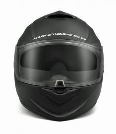 Harley-Davidson® Unisex Brawler Carbon Fiber X09 Full-Face Helmet | Sun Shield