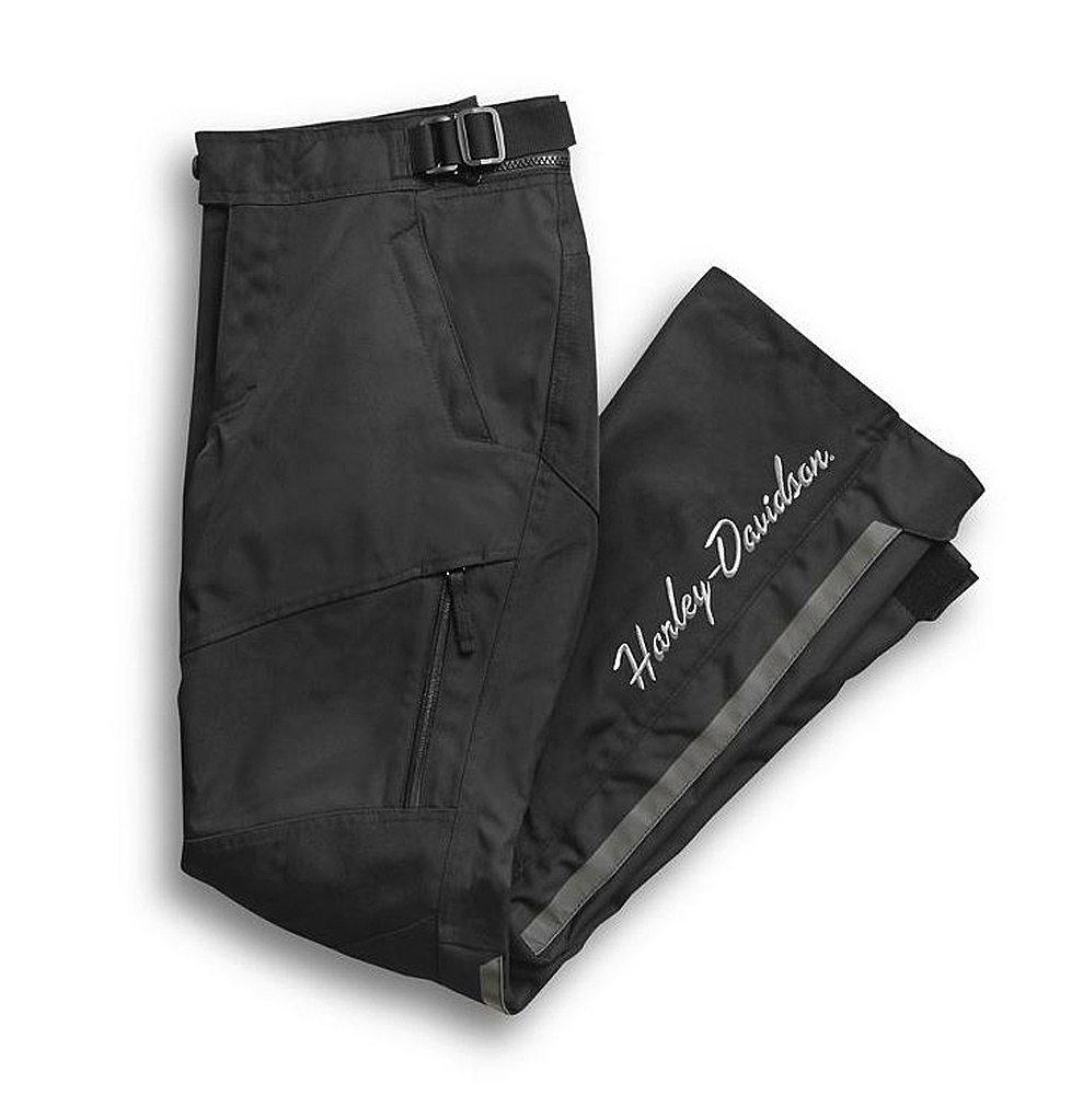 Harley-Davidson® Women's Vanocker Waterproof Canvas Overpants | Thigh Vents