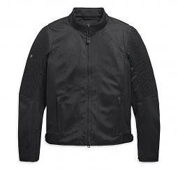 Harley-Davidson® Men's Ozello Mesh Riding Jacket | Slim Fit