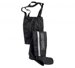 Harley-Davidson® Women's Rain Pants with Rain Gaiters | Waterproof