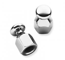 Harley-Davidson® Chrome Bungee Nuts