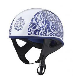 Harley-Davidson® Women's Foile J06 Half Helmet | Low Profile