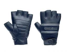 Harley-Davidson® Men's Centerline Reflective Fingerless Gloves