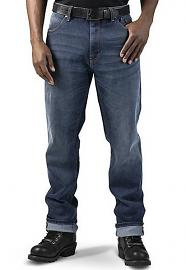 Harley-Davidson® Men's FXRG® Armalith® Denim Jeans | Straight Leg Fit