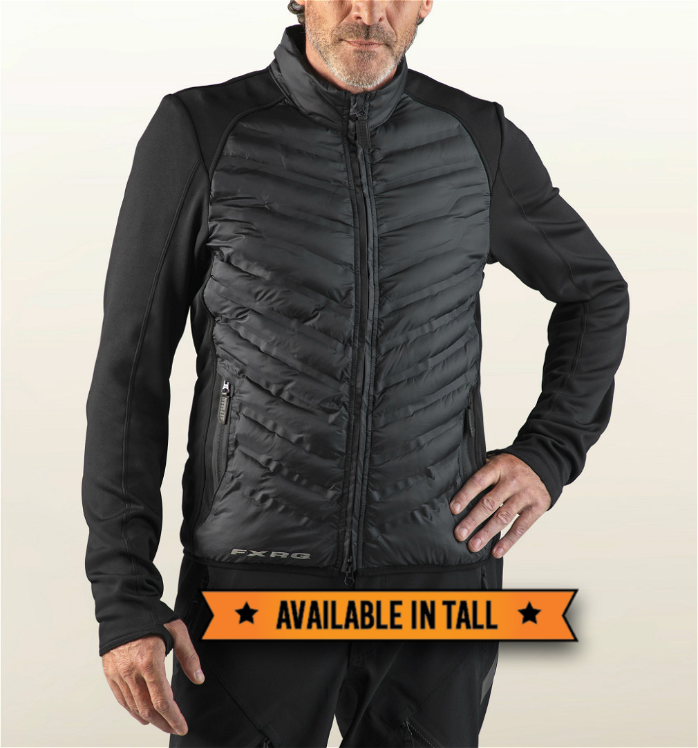 Harley-Davidson® Men's FXRG® Mid-Layer | 3M® Thinsulate® Insulation