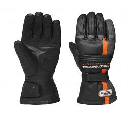 Harley-Davidson® Men's Ratchett Gauntlet Gloves | Touch-Screen Compatible