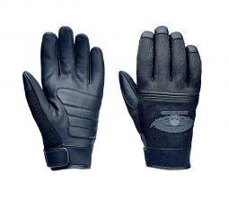 Harley-Davidson® Men's Winged Skull Full Finger Gloves