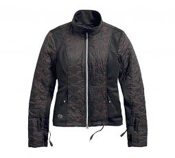Harley-Davidson® Women's Heated BTC 12V Quilted Jacket Liner