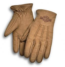 Harley-Davidson® Men's Peshtigo Leather Gloves