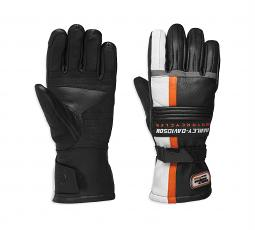 Harley-Davidson® Women's Spark Gauntlet Gloves | Touch-Screen Compatible