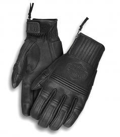 Harley-Davidson® Men's Ogden Leather Gloves | Touch-Screen Compatible