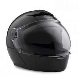 Harley-Davidson® Unisex Myer J08 Modular Helmet | Bubble Face Shield