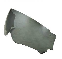 Harley-Davidson® J-Tech Shell Replacement Sun Shield | Smoke