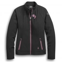 Harley-Davidson® Women's Pink Label Soft Shell Jacket | Fleece