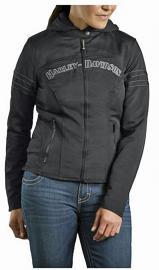 Harley-Davidson® Women's Miss Enthusiast 3-in-1 Jacket