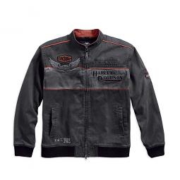 Harley-Davidson® Men's Iron Block Casual Jacket