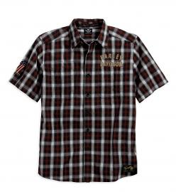 Harley-Davidson® Men's Genuine Classics #1 Plaid Shirt