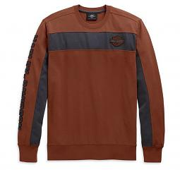 Harley-Davidson® Men's Copperblock T-Shirt | Long Sleeves