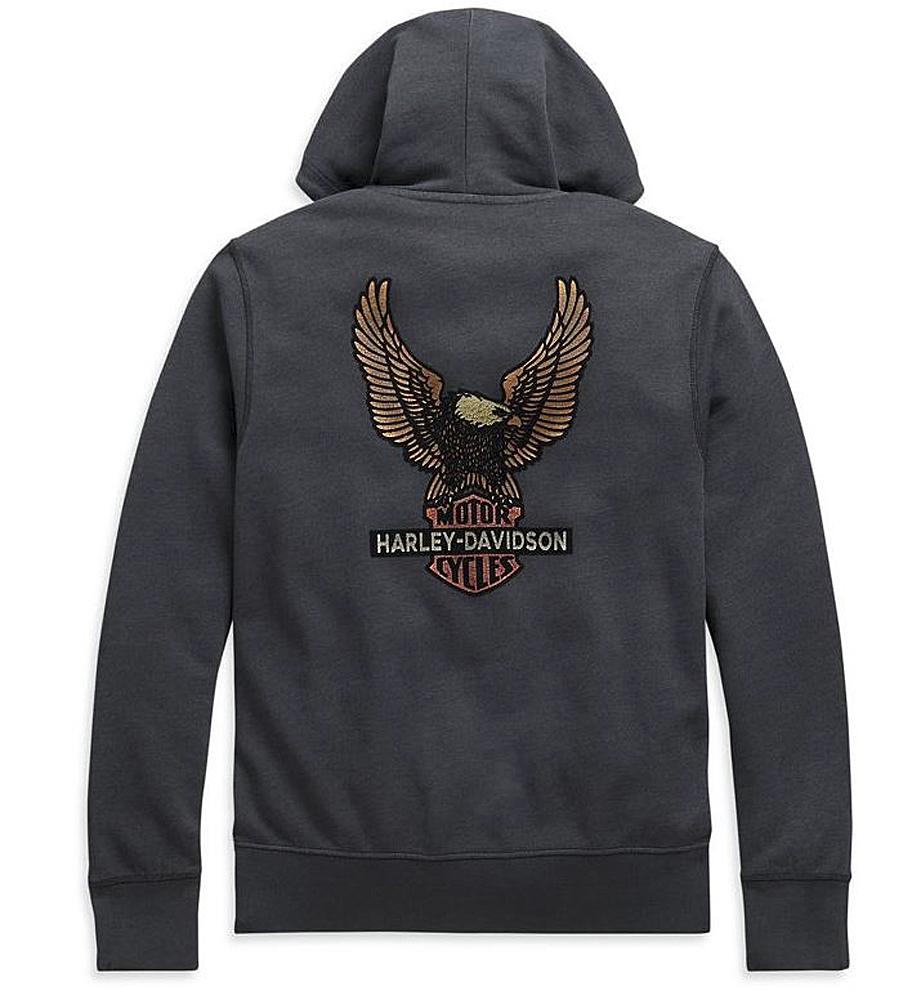 Harley-Davidson® Men's Vintage Eagle Hoodie