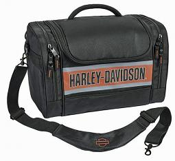 Harley-Davidson® TrailBlazer Hop Along Bag | Adjustable Shoulder Strap