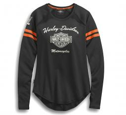 Harley-Davidson® Women's Performance Shirt | Long Sleeves | CoolCore® Technology