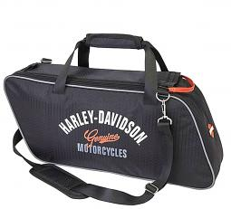 Harley-Davidson® Tail of the Dragon Tour Pack Duffel | Water Resistant