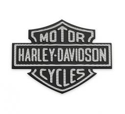 Harley-Davidson® Metal Adhesive-Backed Logo