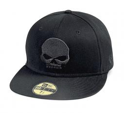 Harley-Davidson® Men's Black Label 59FIFTY® Skull Baseball Cap