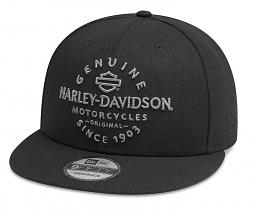 Harley-Davidson® Men's Genuine 9FIFTY® Baseball Cap | New Era® | One Size Fits Most