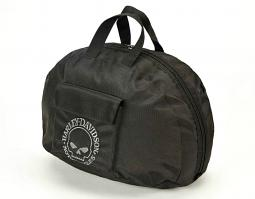 Harley-Davidson® Half Helmet Bag | Willie G® Skull Graphics