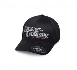 Harley-Davidson® Men's Performance Iconic Cap with Delta Technology