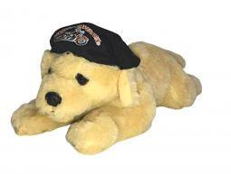 Harley-Davidson® Golden Retriever Plush Pup | Freedom