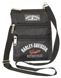 Harley-Davidson® Women's Tail of the Dragon Crossbody Bag | Sling Bag | Hip Bag