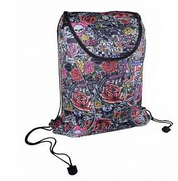 Harley-Davidson® Tattoo-Graphic Sling Backpack