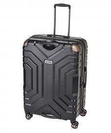 Harley-Davidson® High Performance Shark Wheel® Pullman Luggage | 30 Inch | Black