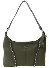 Harley-Davidson® Women's Ball & Chain Hobo Handbag | Olive