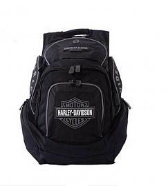 Harley-Davidson® Bar & Shield® Deluxe Backpack