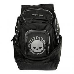 Harley-Davidson® Willie G® Skull Deluxe Backpack