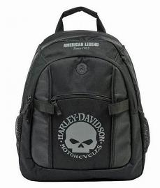 Harley-Davidson® Willie G® Skull Day Pack