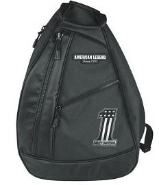Harley-Davidson® Uno Sling Backpack | Metallic #1 Patch