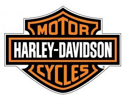 Harley-Davidson® Bar & Shield® Trailer Decal | Extra Large