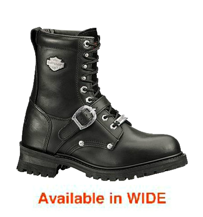 HARLEY-DAVIDSON® FOOTWEAR Men's Faded Glory Motorcycle Riding Boots