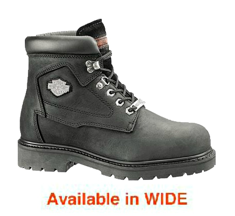 HARLEY-DAVIDSON® FOOTWEAR Men's Badlands Motorcycle Riding Boots
